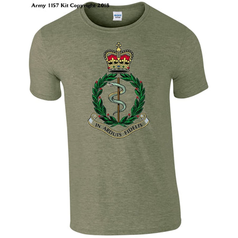 Army Medics T-Shirt - Army 1157 Kit  Veterans Owned Business