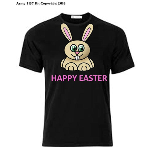 Bear Essentials Clothing. Easter Bunny - Large / Black - Apparel