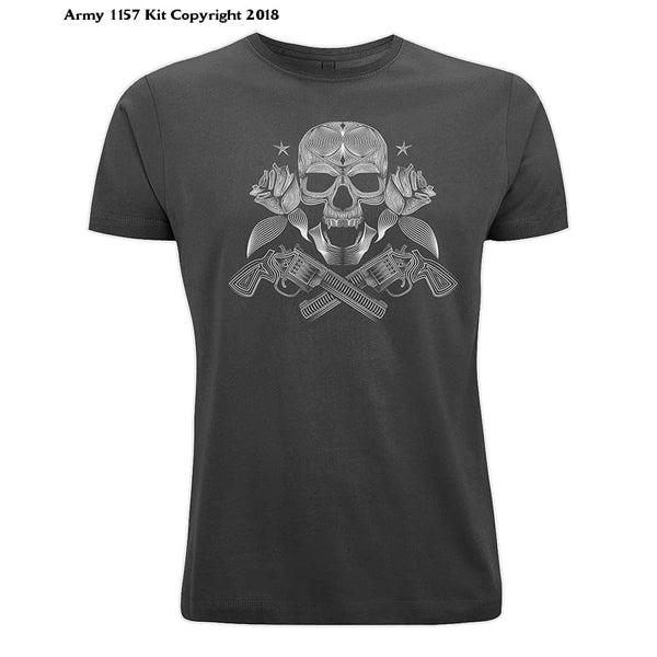 Bear Essentials Clothing. Guns And Roses - Small - Apparel