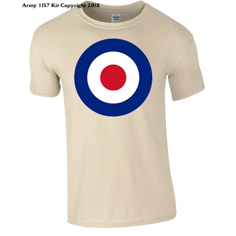 Bear Essentials Clothing. RAF T-Shirt (L, White) - Army 1157 Kit  Veterans Owned Business