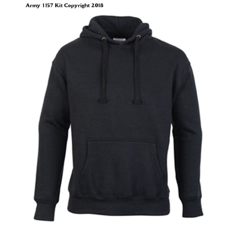 Casual Classic Hoodie - X-Small / Black - Apparel