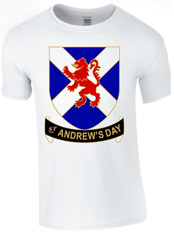 St Andrew's Day Celebration T-Shirt