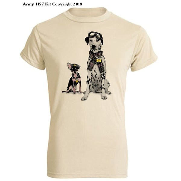 Its A Dogs Life - Large / Sand - Apparel