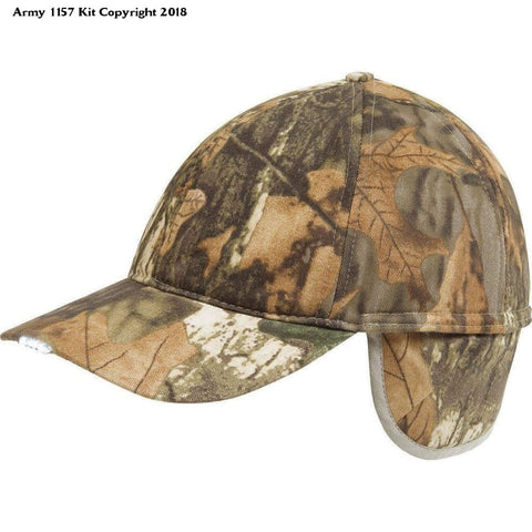 Jack Pyke Wildfowlers Concealment Hat One Size English Oak - 1 - Sports
