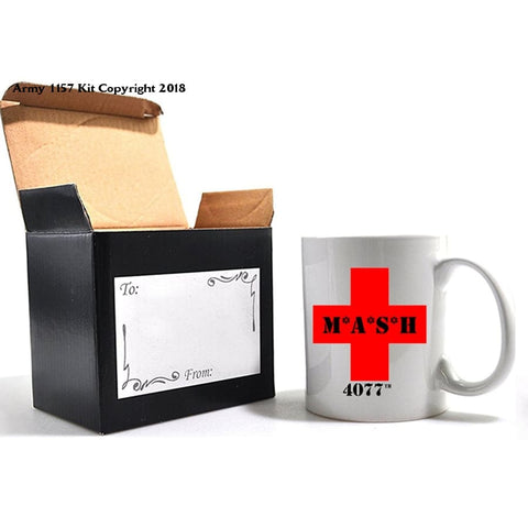 Mash 4077 Ceramic Mug And Gift Box - Kitchen
