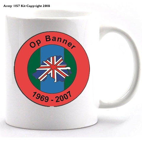 Op Banner Ceramic Mug And Gift Box - Kitchen