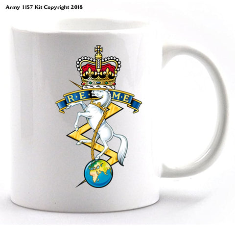 REME mug and gift box set Official MOD Approved Merchandise - Army 1157 Kit  Veterans Owned Business