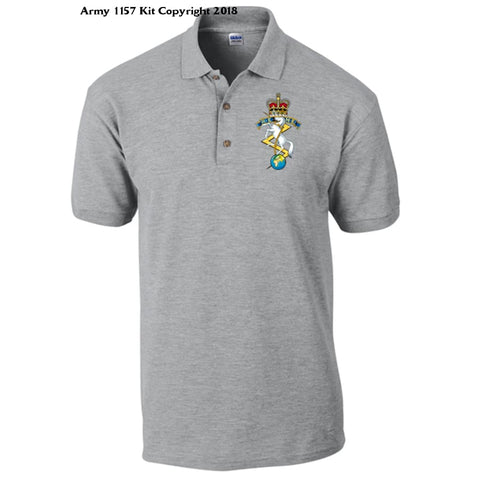 Reme Polo Shirt Official Mod Approved Merchandise - S / Grey - Polo Shirt