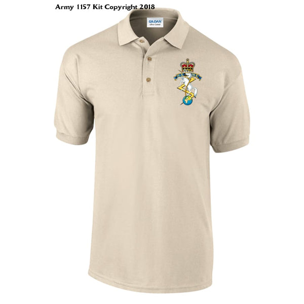 Reme Polo Shirt Official Mod Approved Merchandise - S / Sand - Polo Shirt