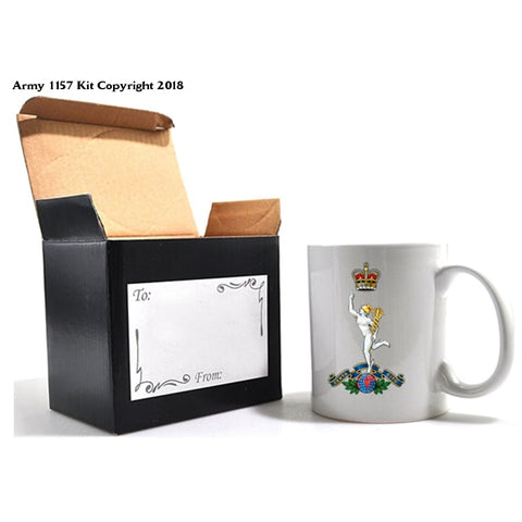 Royal Signals Mug And Gift Box Set Official Mod Approved Merchandise - Home