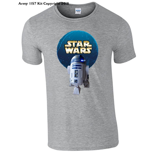 Star Wars T-Shirt - Army 1157 Kit  Veterans Owned Business