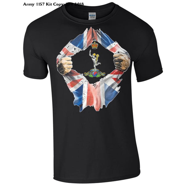 The Royal Signals Breakthrough T-Shirt Official MOD Approved Merchandise - Army 1157 Kit  Veterans Owned Business
