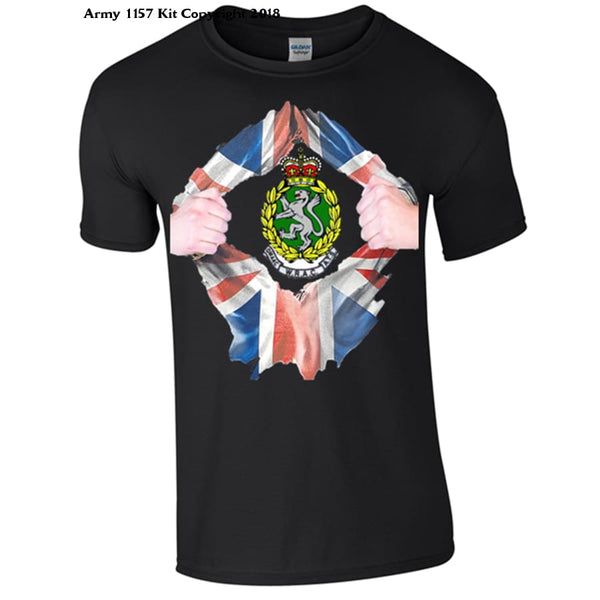 W.R.A.C ....T Shirt - Army 1157 Kit  Veterans Owned Business