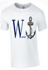 W-anchor T-Shirt - Army 1157 Kit  Veterans Owned Business