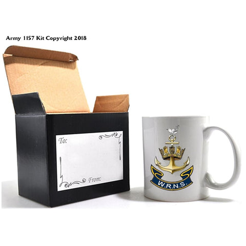 Wren Mug And Gift Box Set Official Mod Approved Merchandise - Home