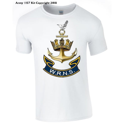 Wrens T-Shirt - Army 1157 Kit  Veterans Owned Business