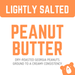 Peanut Butter • Salted • 15 lb