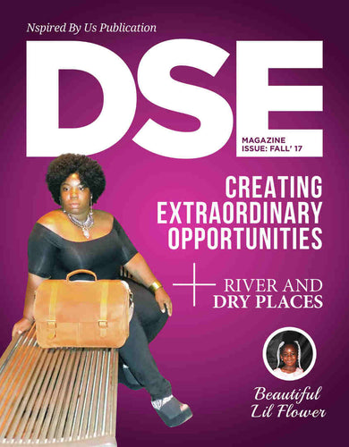 DSE Magazine - Determined to Succeed Everyday