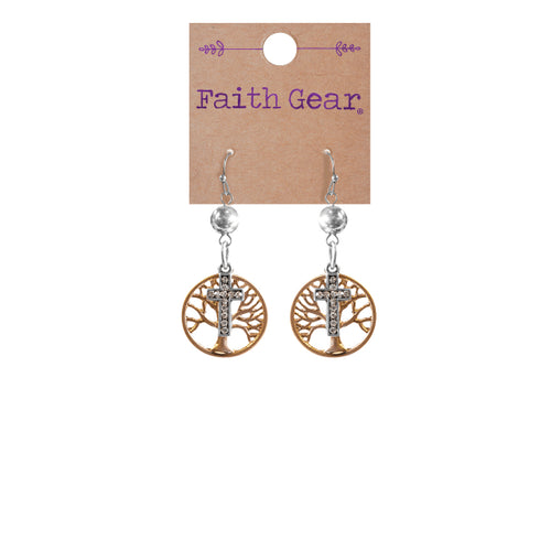 Women Tree of Life Earrings