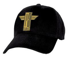 Promise Keeper (PK) Winged Logo- Black