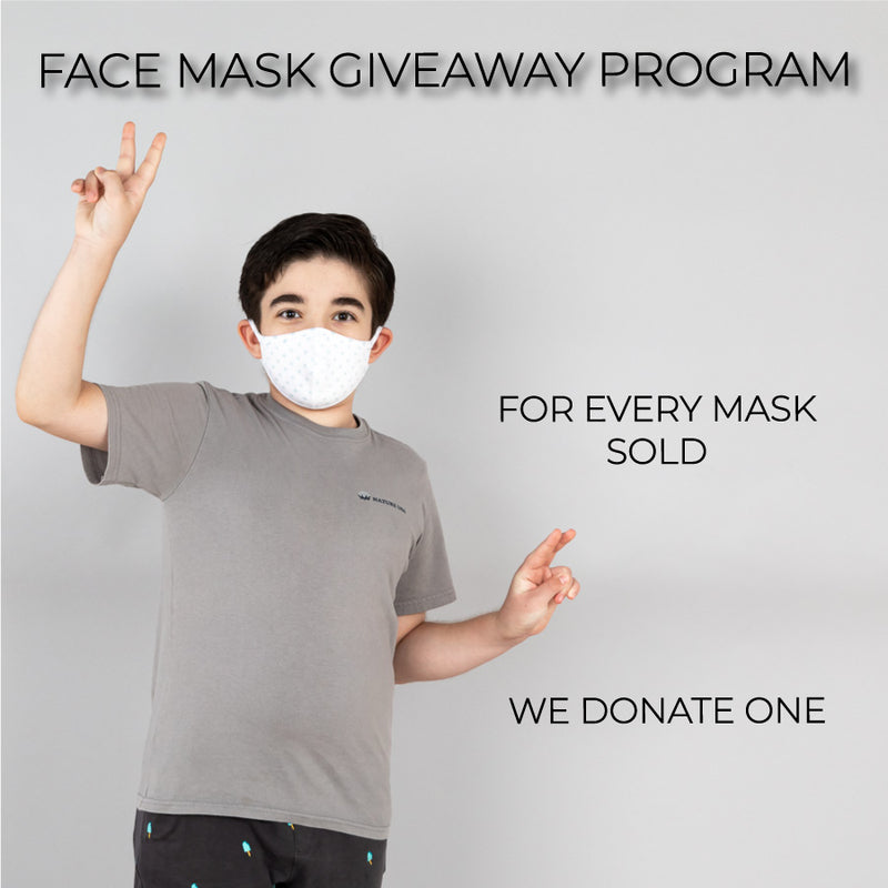 BGREEN FACE MASK GIVEAWAY PROGRAM