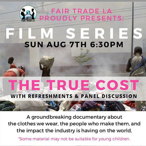 THE TRUE COST- DOCUMENTARY
