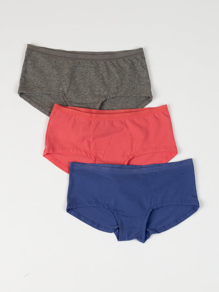 ORGANIC COTTON BOY SHORT