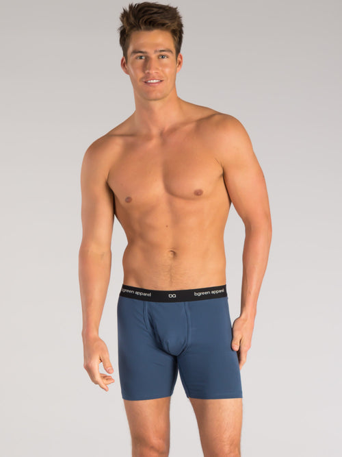 ORGANIC COTTON FF BOXER BRIEF