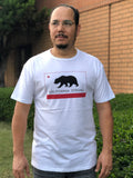 MEN'S - CALIFORNIA STRONG ORGANIC COTTON TEE