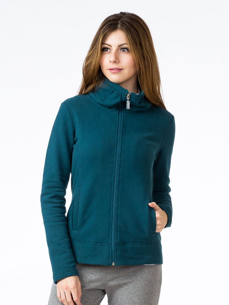 FLEECE CATALINA JACKET