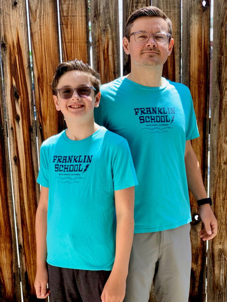 FRANKLIN VALUES TEE-KIDS