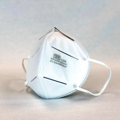 KN95 RESPIRATOR FACE MASK (2-Pack)