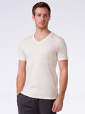 ORGANIC COTTON V-NECK UNDERSHIRT