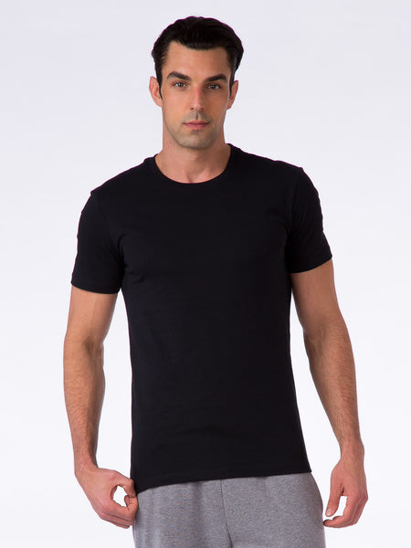 ORGANIC LIGHT WEIGHT T-SHIRT CREWNECK