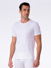 ORGANIC COTTON CREW NECK UNDERSHIRT