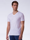 ORGANIC LIGHT WEIGHT T-SHIRT V-NECK