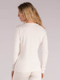 ORGANIC COTTON THERMAL TOP