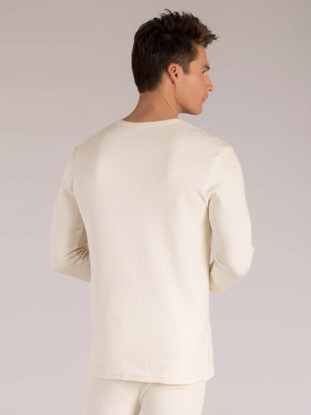 ORGANIC COTTON THERMAL LONG SLEEVE