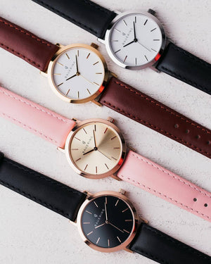 Reasons Why Big Face Leather Strap Watches Are Your Go-to Accessory
