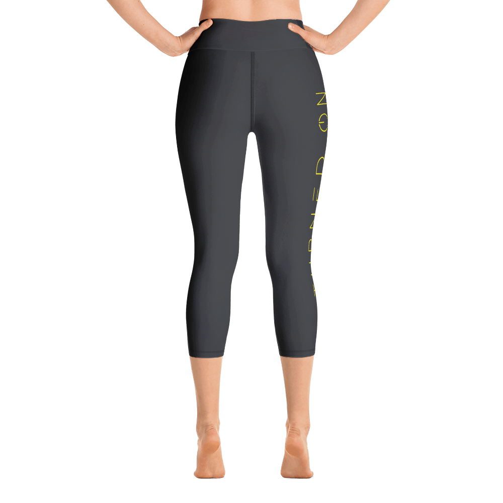 TURNED ON Yoga Capri Leggings
