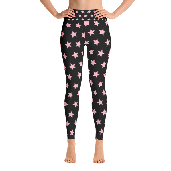 SOUL*D OUT SIGNATURE STAR Yoga Leggings