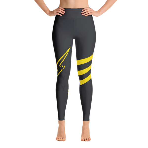 SIGNATURE SOUL*D OUT PRAY SLAY PLAY Yoga Leggings