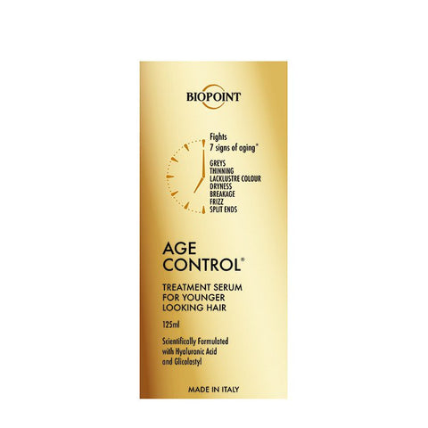 Age Control Treatment Serum
