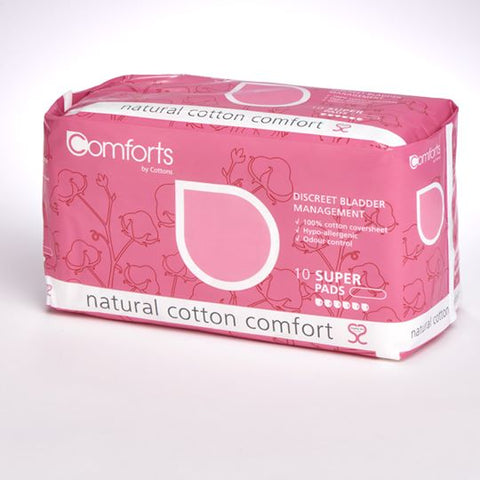Comforts Super 10's - Pack of 4
