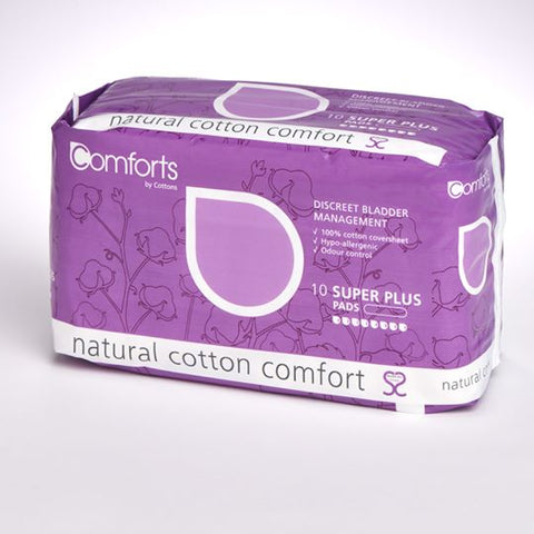 Comforts Super Plus 10s - pack of 4