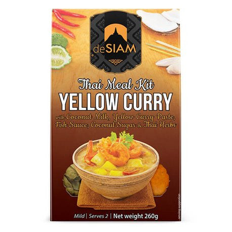 Yellow Curry Kit