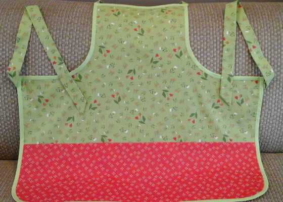 How to Sew a Garden Apron
