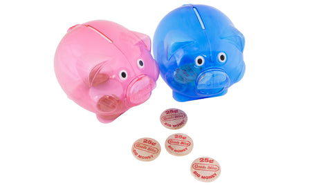 Good's Store Children's tokens and piggy banks