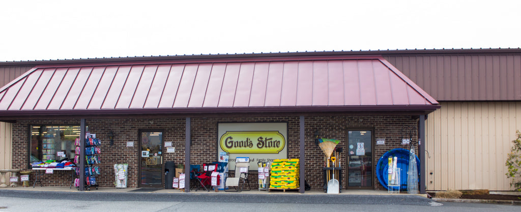 Clothing, Footware, and Home Goods- Good\'s Store Ephrata, PA ...