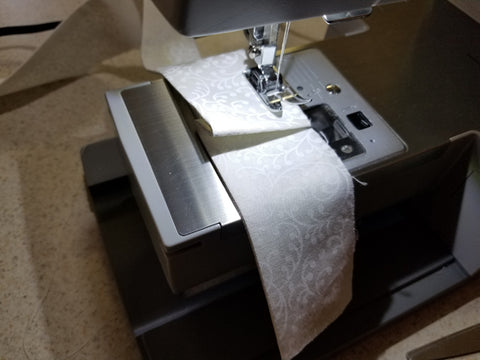 Sewing in the Tucks